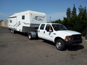 2000 ford F450 crow cab for Sale in Boulevard, CA