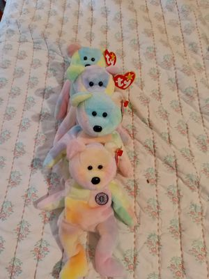"Beanie Babie ""birtday BB Bear"" for Sale in Anderson, SC"