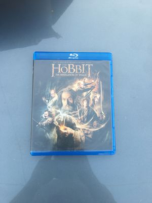 The Hobbit, The: The Desolation of Smaug (Blu-Ray) for Sale in El Camino Village, CA
