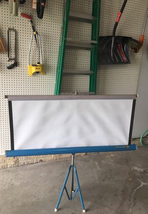 Portable viewing screen for Sale in Forest Hill, MD