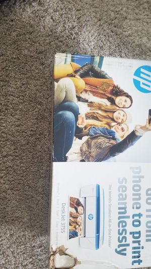 Hp Desk Jet Printer for Sale in Garden City, MI