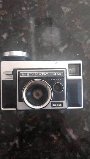 Vintage Kodak Instamatic 414 camera for Sale in Lakewood, CO