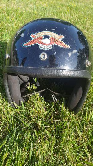 Harley Davidson motorcycle helmet for Sale in Independence, OH