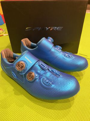 Shimano S-Phyre SH-RC901 Shoes Size 44 Men's for Sale in San Diego, CA