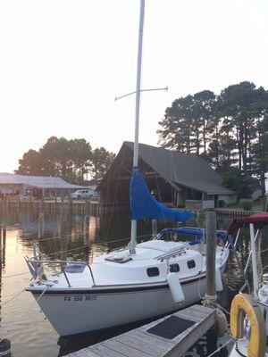 Gloucester 22 Sailboat for Sale in Williamsburg, VA