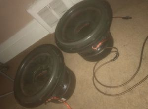 American bass competition 12s for Sale in Bratenahl, OH