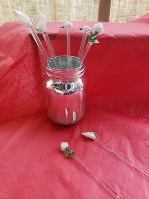 Blow glass party favors for wedding's or Quinceanera for Sale in Riverside, CA