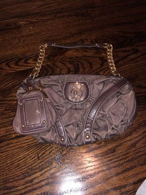 Brown and gold juicy couture purse plus attachable coin purse for Sale in Denver, CO