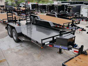 7 x 14 Equipment Hauler Trailer for Sale in Fort Lauderdale, FL