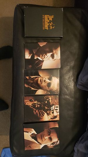 The Godfather DVD collection for Sale in Yorba Linda, CA