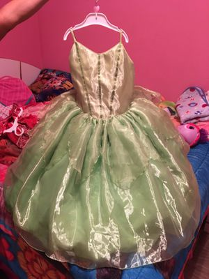Green Fairy Gown for Sale in Fort Worth, TX