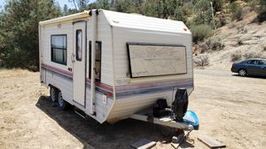 $1000 Travel Trailer, $700 backed tags. for Sale in Coarsegold, CA