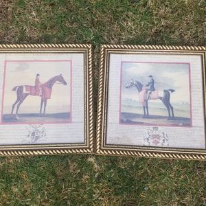 Bombay Company Horse Prints for Sale in Lebanon, CT
