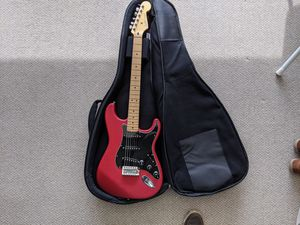 Fender Standard Stratocaster Guitar for Sale in Escondido, CA