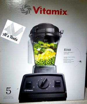Vitamix e310 explorian series high performance blender black color brand new sealed for Sale in Paramount, CA