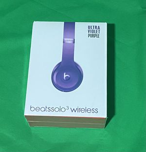 Beats Solo3 Wireless Bluetooth Headphones for Sale in Orange City, FL