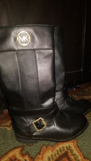 Mk toddler boots for Sale in Santa Ana, CA