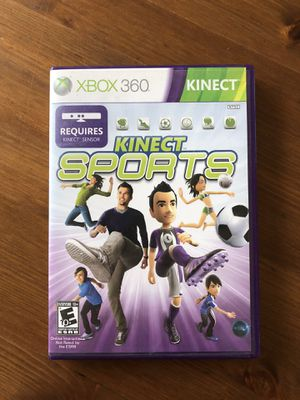 ⚽️ 🏓 🎳 🏐 XBOX 360 Kinect Sports for Sale in Murrieta, CA