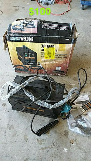 Chicago Electric welder for Sale in Chestertown, MD