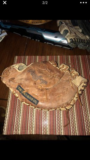 RAWLINGS GOLD GLOVE baseball softball first base mit LEFT HANDED for Sale in Coventry, RI