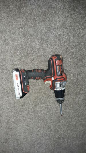 Drill 20 v for Sale in Candler, NC