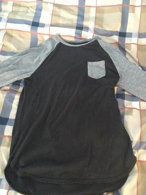 Mossmo Supply Co black baseball tee (Small) for Sale in Los Angeles, CA