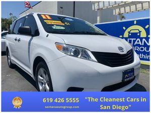 2011 Toyota Sienna for Sale in Chula Vista, CA
