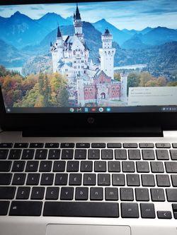 HP CHROMEBOOK 11 G5 Intel 16g for Sale in Riverside,  CA