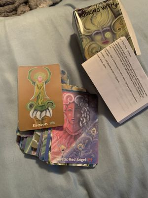 Elements oracle deck for Sale in Oklahoma City, OK