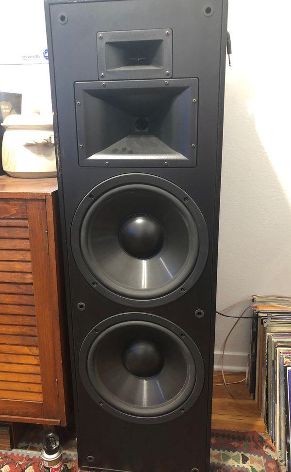 Klipsch KLF-30 tower speakers