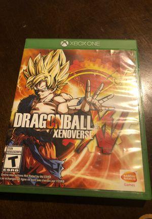 Dragonball XV Xenoverse for Sale in Wichita, KS
