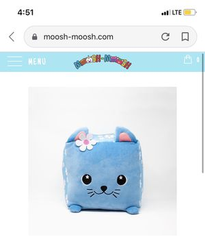 Moosh- Moosh/ squishmallows /kids toys for Sale in Irving, TX