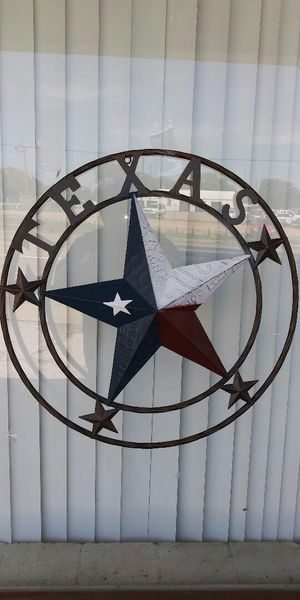 "New 24"" Metal Star for Sale in Lancaster, TX"