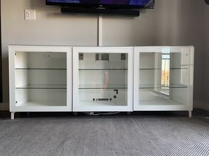 ikea BESTA tv unit for Sale in Frisco, TX