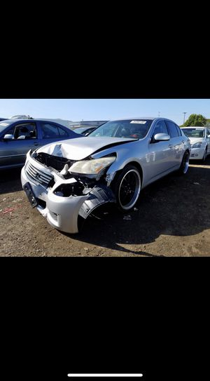 2008 Infiniti g35 / g37 parting out for Sale in Montclair, CA