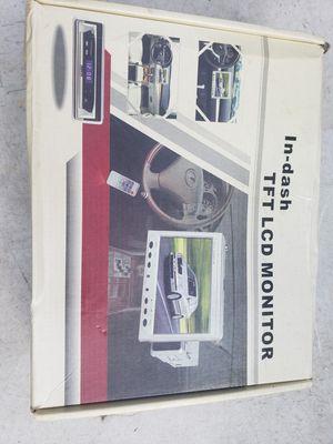 Brand new In-dash tft lcd moniter for Sale in Spartanburg, SC