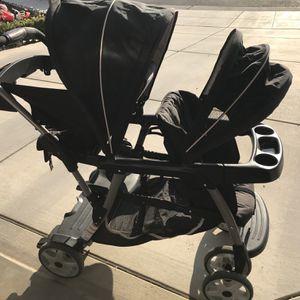 Double Stroller for Sale in Clovis, CA