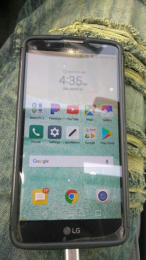 LG STYLO 2 PLUS $40 for Sale in Oakland, CA