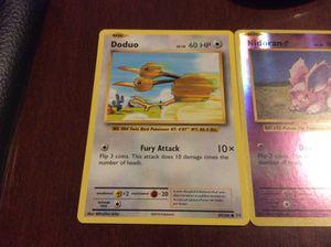 5 original pokimon cards for Sale in Fresno, CA