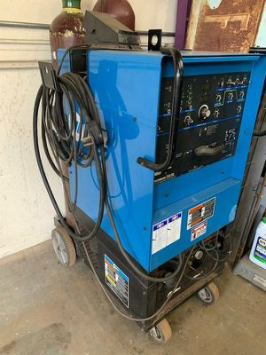 Miller Syncrowave 250DX Tig Welder for Sale in El Cajon, CA