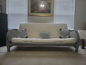 Futon and mattress for Sale in East Point, GA