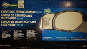 Towing mirrors 2007 to 2014 GM tucks and SUV full size for Sale in Tumwater, WA