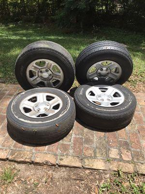 Jeep rims for Sale in Longwood, FL