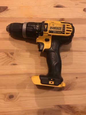 Dewalt 20v max hammer drill $35 for Sale in Kenmore, WA