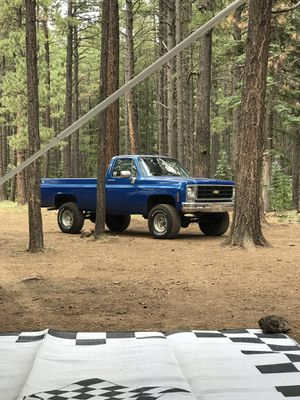 1979 Chevy k10 4 wheel drive for Sale in Whiteriver, AZ
