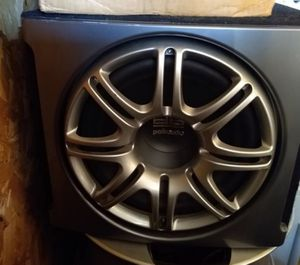 12 Polk audio db subwoofer for Sale in Canby, OR