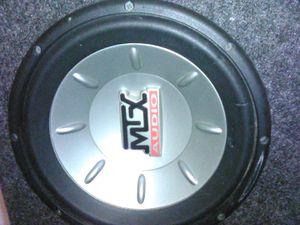 10inch mtx speakers for Sale in Phoenix, AZ