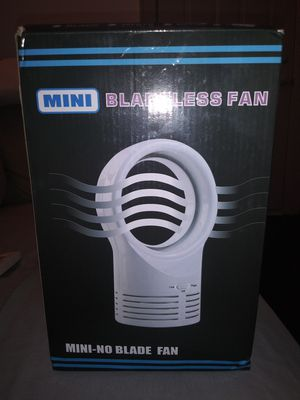 Mini bladeless fan for Sale in Columbus, OH