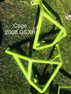 2008 Suzuki GSXR600 Stunt Cage for Sale in Santa Monica, CA