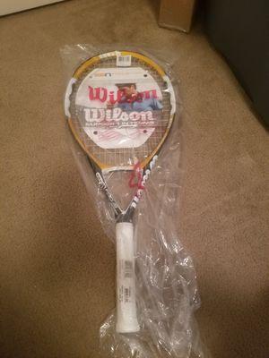 Wilson n focus hybrid adult tennis racket for Sale in Nashville, TN